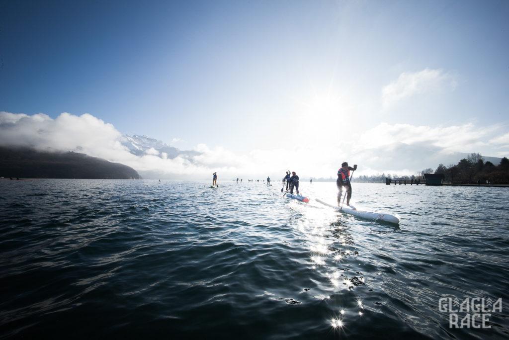 GlaGla Race 2020 lac d'Annecy Haute Savoie France
